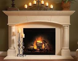 elegant fireplace mantel decor
