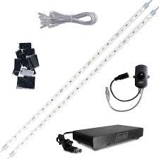 Executive Gun Safe Lighting Kit W Motion Switch Standard Gun Safe Light Kit W Motion Switch Battery Operated Tactical Grade American Lights 900 Total Lumens