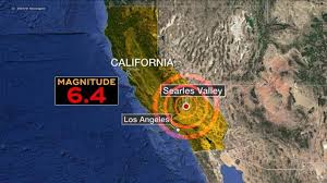 After the nasl's collapse in 1984, the club played in the western league series from 1985 to 1988. Powerful Earthquake Hits Southern California Cbs News