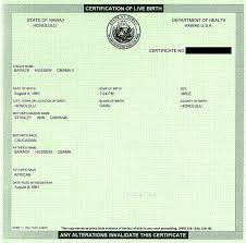 The Jennerjahn Report Barack Obama And The Fake Birth Certificates