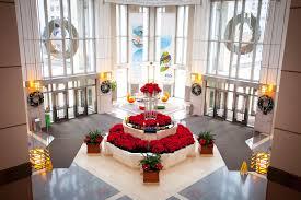 office lobby decorating ideas. Holiday Decorations For The Office Decorating Ideas Pg Global Hq Lobby With Christmas Lobby. A