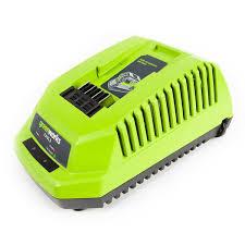 <b>Зарядное устройство Greenworks</b> 40V G40C купить по цене ...