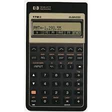 Financial Calculator Hp 17bii Financial Calculator