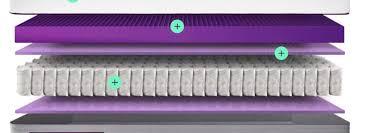 purple mattress. Interesting Purple Original Purple Vs 2 Purple 3 And 4 Mattresses Inside Mattress P