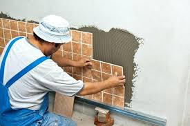 how to put tile on the wall how to install wall tile what do you use