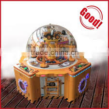 Vending Machine Product Pushers Unique Family Excavator Game Machine Family Games Attractive Excavator Grab