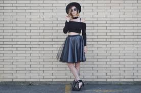 chic tulle circle skirt