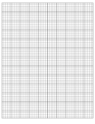 Grid Paper To Print Math Printable Graph Paper Template