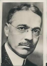 1934 Press Photo EW Decker Banker Accused Fraud Northwest Moorhead MN   eBay