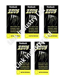 What Is A Zeus Chart 27 Detailed Zeus Precision Data Chart