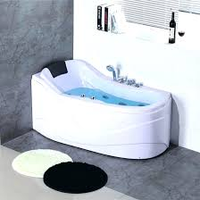 2 person outdoor hot tub free standing bathtubs idea small jetted freestanding with built tubs for