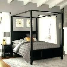 Drapes For Canopy Bed Drapes Over Bed Draping Curtains Over Bed ...