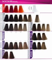 Matrix Hair Color Chart Matrix Socolor Color Chart Hair