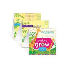 Watch Me Grow Growth Chart