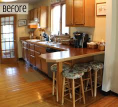 the owners kitchen remodel moline before sink wall
