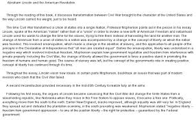 essay of abraham lincoln additional background essay abraham lincoln and the politics of by