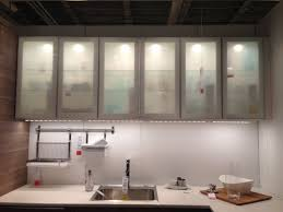 Image Glass Doors Ikea Cabinet Frosted Glass Kitchen Pinterest Ikea Cabinet Frosted Glass Kitchen Home Glass Kitchen Cabinets