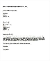 20 Appreciation Letters In Doc Sample Templates