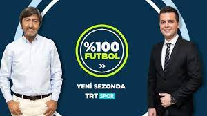 "100 FUTBOL"" TRT Spor'da - Son Dakika Haberleri"