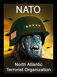 video shows nato north atlantic terrorist organization involved  nato