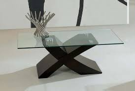 coffee table glass and wood coffee table sets contemporary glass glass and wood coffee table