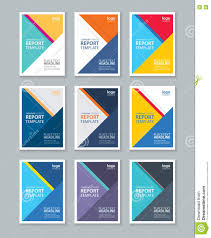 color full cover page brochure flyer report layout design color full cover page brochure flyer report layout design template
