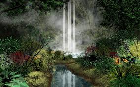 photo garden of eden desktop background in high quality resolutions