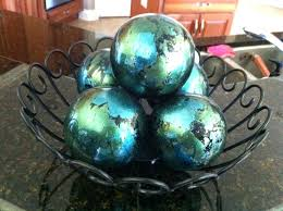 Decorative Sphere Balls Gorgeous Decorative Spheres For Bowls Best Spheres Images On Balls Decorative