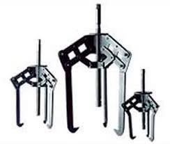 skf bearing puller. mechanical bearing puller / three-arm self-centering skf