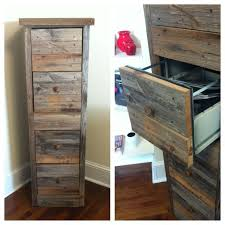 reclaimed wood file cabinet. DIY Reclaimed Wood File Cabinet From Inside
