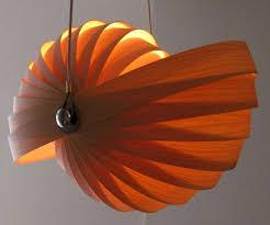 wood veneer lighting. Wood Veneer Lamp Shades Modern Lamps By Passion 4 Captivatist 17 Lighting