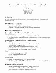 Resume Sample Summary 60 Luxury Pictures Of Dental assistant Resume Samples Creative 59