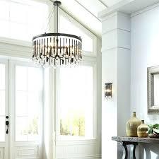 hallway chandeliers