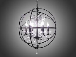 black chrome chandelier craluxlighting com