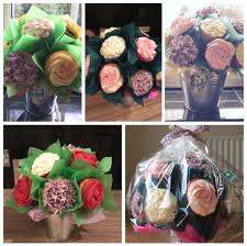 Cupcakes Cupcake Bouquet Delivery Cupcake And Flower Delivery