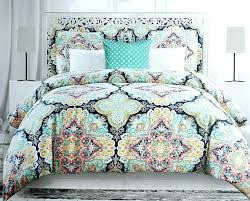 colorful comforters