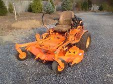 used scag mowers scag turf tiger 61