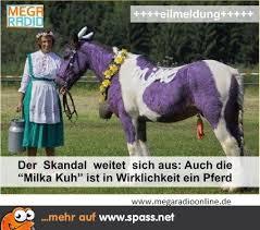 Milka Pferd Lustige Bilder Auf Spassnet