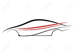 Car Outline Design Car Outline Design
