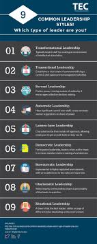 leadership skill list 9 common leadership styles which type of leader are you