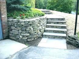 home depot retaining wall block fire pit blocks elegant lovely dimensions pewter concrete retaini