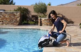 Hayward Pool Products offers Robotic Pool Cleaners Suction Pool
