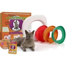 Система для приучения кошек к унитазу <b>Litter Kwitter</b> | Отзывы ...