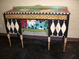 whimsical painted furnitureWhimsical Painted Furniture  Hand Painted Furniture  Whimsical