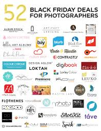 52 black friday deals for photographers