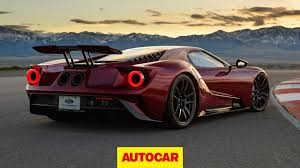 Ford GT review | Ford's new Le Mans-ready supercar tested ...