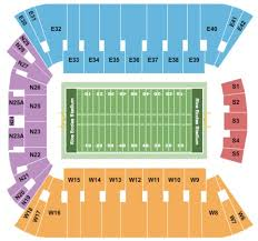 Rice Eccles Stadium Detailed Seating Chart Rice Eccles Stadium Tickets In Salt Lake City Utah Rice