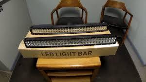 Cree Vs Led Light Bar