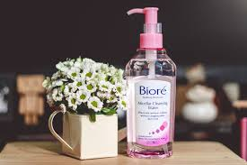 a new effective makeup remover in town bioré s micellar cleansing water