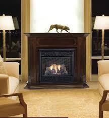 monessen chesapeake ventless gas fireplace w remote control propane monessen